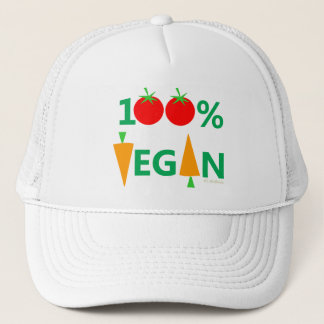 Vegan Vegetarian Hat