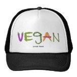 Vegan Veggies Vegetable Lovers Cap