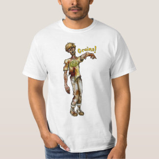 Vegan Zombie Wants Your Grains T-Shirt