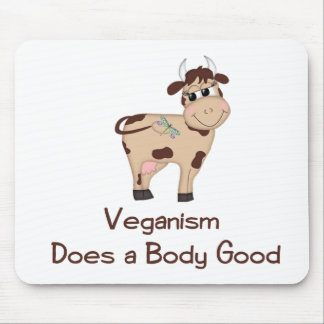 Veganism, Does a body good Mouse Pad