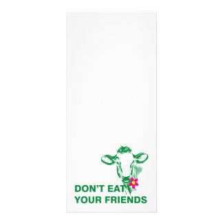 Veganism Rack Card
