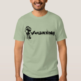 Veganism - Revolution Tee Shirt