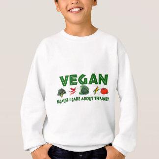 Vegans For The Planet Sweatshirt