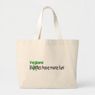 Vegans Jumbo Tote Bag