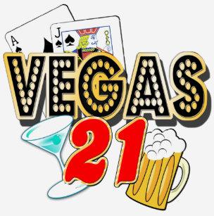 Vegas 21st Birthday T Shirt