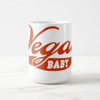 Vegas Baby Basic White Mug