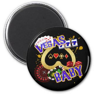 VEGAS BABY MAGNETS