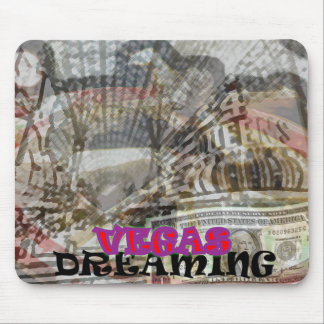 Vegas Dreaming Mousepad