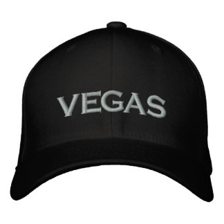 VEGAS EMBROIDERED HATS