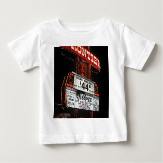 Vegas Frontier Sign Baby T-Shirt