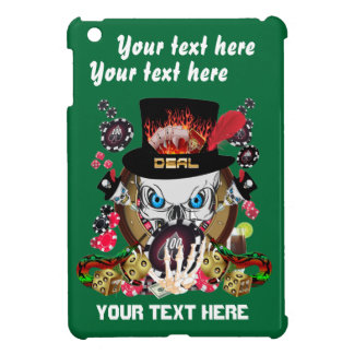 Vegas Gambler All styles View Artist Comments Case For The iPad Mini