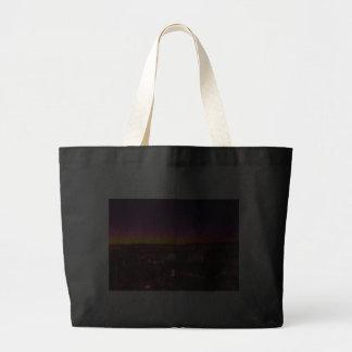Vegas - NY - Sunrise over the city Tote Bag