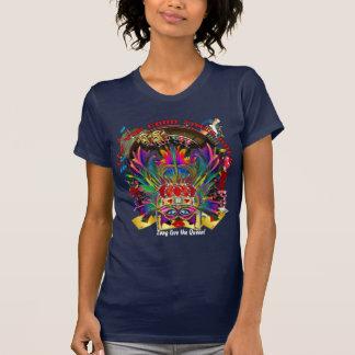 Vegas Queen2 All styles Dark View Hints Below Shirt