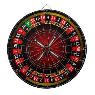 Vegas Roulette Wheel V-2 Dartboard