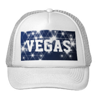 Vegas Sparkle Trucker Hat