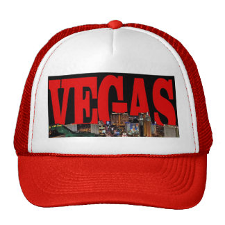 VEGAS Strip Cap Trucker Hat