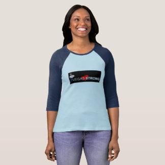 Vegas Strong T-shirt Long Sleeves for women