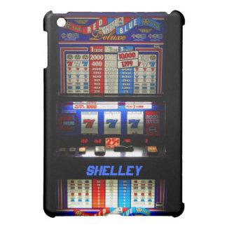 Vegas Style Red White Blue iPad Slot Machine iPad Mini Cases