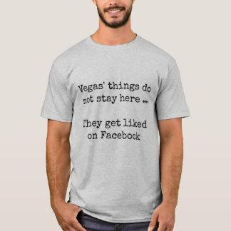 Vegas Things - Men's T Shirt - Gray