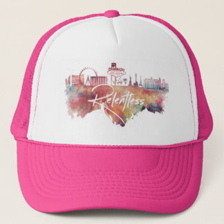 Vegas Uncorked 2018 Watercolor Hat