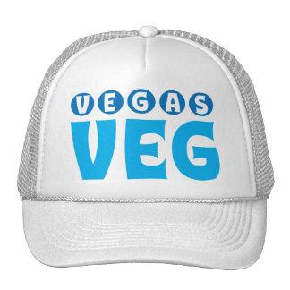 Vegas Veg logo items Hat