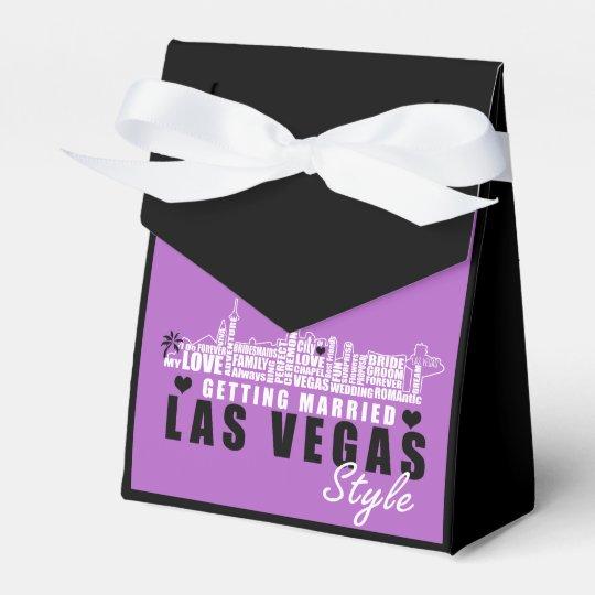 Las Vegas Wedding Favours Uk