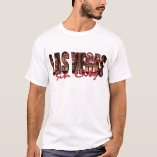 VEGAS-WORD-and-Sin-City T-Shirt