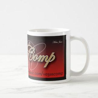 vegascomp basic white mug