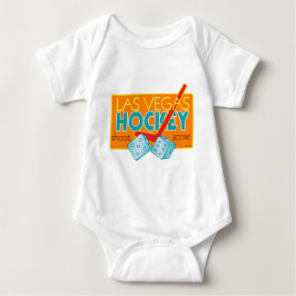 vegasdice baby bodysuit