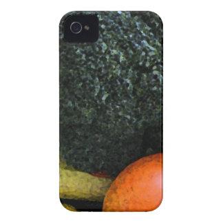 Vegetable and Fruits iPhone 4 Cases