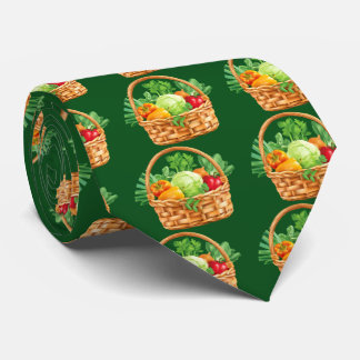 VEGETABLE BASKET TIE