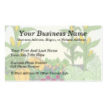 Vegetable Garden Business Cards