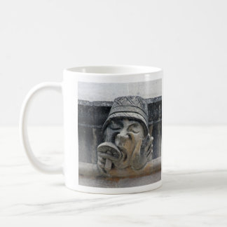 Vegetable gargoyles mug