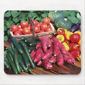 Vegetables 3 mouse mat