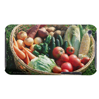 Vegetables 5 barely there iPod cases