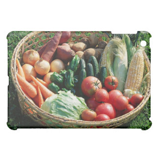 Vegetables 5 case for the iPad mini