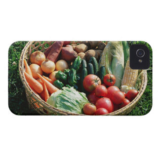 Vegetables 5 iPhone 4 case