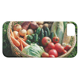 Vegetables 5 iPhone 5 cover