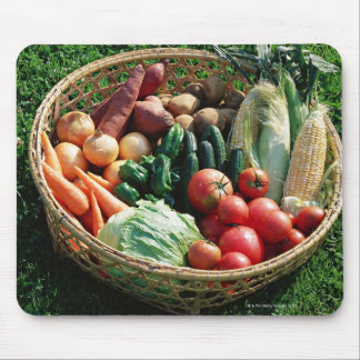Vegetables 5 mouse mat