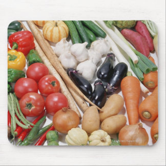 Vegetables 6 mouse mat