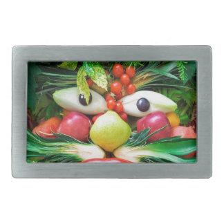 Vegetables Belt Buckle