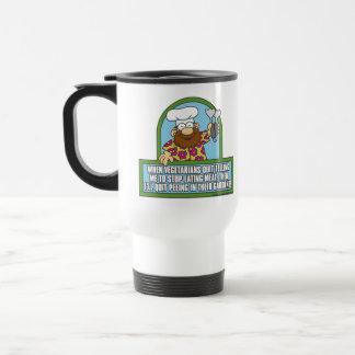 Vegetarian and Pee Mug