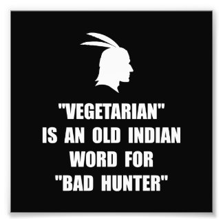 Vegetarian Bad Photo