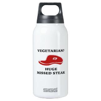 Vegetarian? Huge Missed Steak