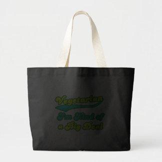 Vegetarian I'm Kind of a Big Deal Bag