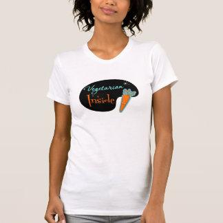 Vegetarian Inside T-Shirt