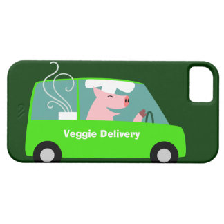 Vegetarian Meal Delivery iPhone 5 Cases