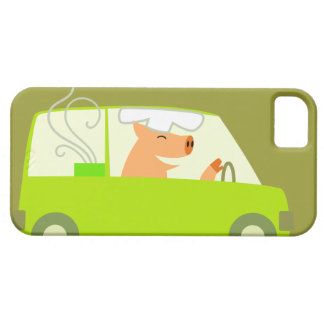 Vegetarian Meal Delivery iPhone 5 Cover