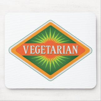 Vegetarian Mouse Pad