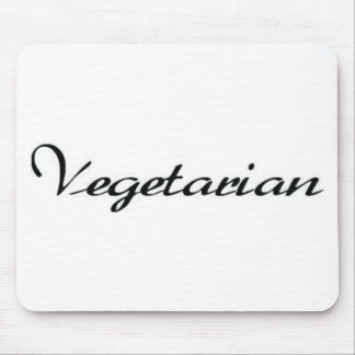 Vegetarian Mouse Pad